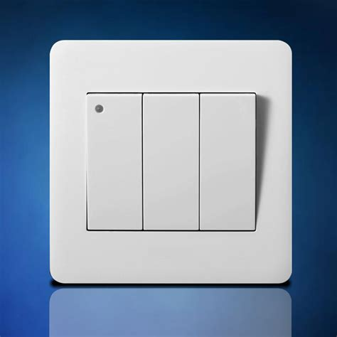 2015 design ultrathin design 3 1 way electrical wall switch in switches from home