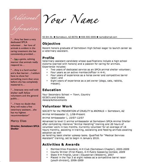 high school student resume templates australia the world s catalog of ideas