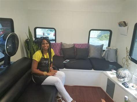 Mobile Hair Dressers by Meet Alexandria S Mobile Mogul Alexandria Times