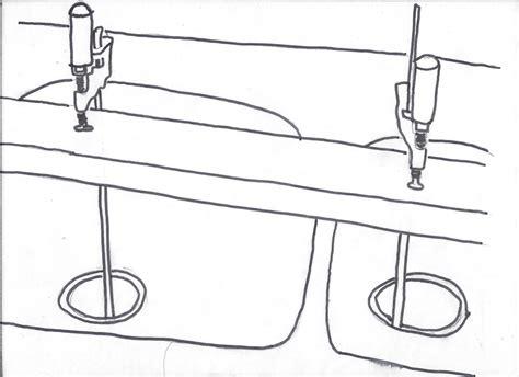 Kitchen Sink Mounting Hardware Kitchen How To Install Undermount Sink At Modern Kitchen Design Whereishemsworth