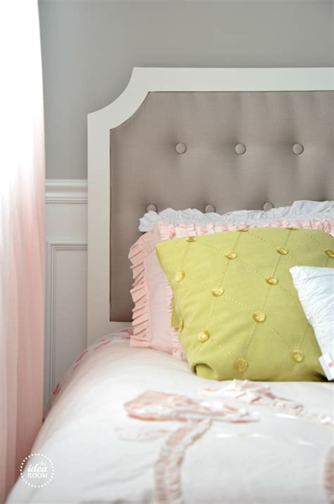 how to make twin headboard 15 easy and stylish diy tufted headboards for any bedroom
