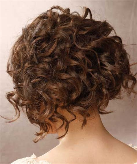 cute hairstyles curls 35 cute hairstyles for short curly hair girls