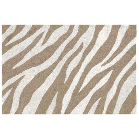 brown and white zebra rug zebra rug