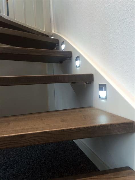 automatische treppenbeleuchtung einbaubeispiele interactive furniture