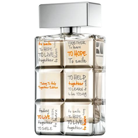 Parfum Hugo Orange orange charity edition hugo cologne un