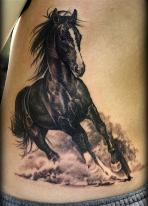 dark horse tattoo 15 simple traditional designs with meanings