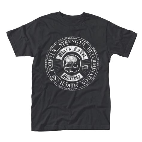 Blacklabel Rock Band T Shirt The Doors Glow In The Bl Doors 001 M blabbermouth strength black label society t shirt
