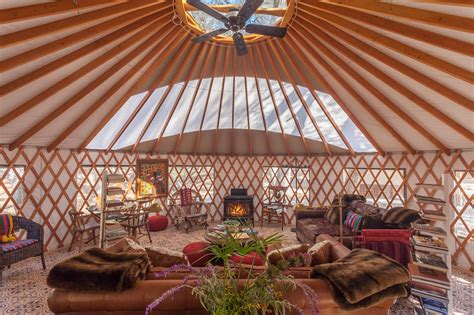 Ranch Home Plans by That Glamping Life Sleep In A Dome Yurt Or Teepee