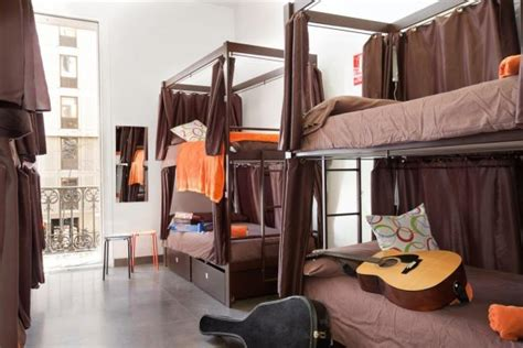 what is a shared bathroom in a hostel hip karma hostel barcelona spain hostelscentral com en