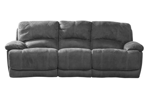 reclining sectional sofas microfiber victor microfiber reclining sofa at gardner white