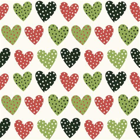 valentine pattern vector valentines day heart seamless pattern vectors 06 vector