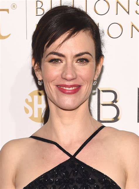 does mavgie siff wear extensions maggie siff ponytail maggie siff looks stylebistro