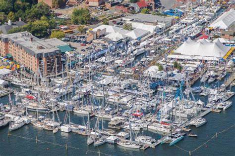 annapolis boat show maryland sailboat show opens in annapolis with more than 200 boats