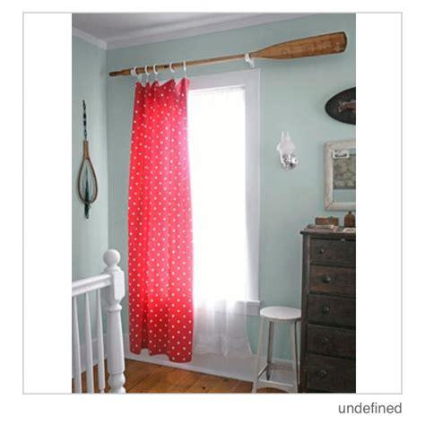 oar curtain rod nautical nursery inspiration for the