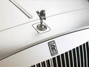 What Is The Name Of The Rolls Royce Ornament History Of All Logos All Rolls Royce Logos