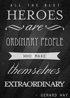 heroes themes quotes my chemical romance quote heros gerard way love quotes