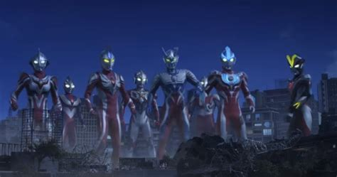 ultraman x film 2016 harits tokusatsu ultraman x the movie here he comes our