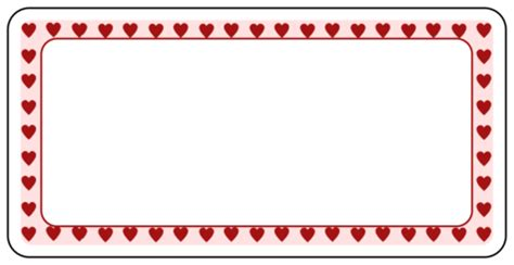 Home Name Plate Design Online by Free Borders For Valentines Day New Calendar Template Site