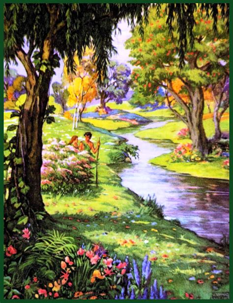the garden of eden genesis 2 and 3 walking with yeshua