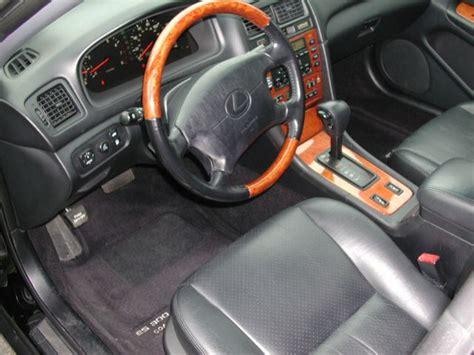 2001 lexus es300 interior fs 2001 lexus es300 coach edition 60k lexus