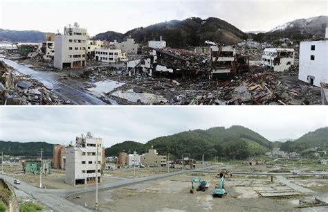 imagenes de japon despues del tsunami fotos a toda pantalla as 237 est 225 jap 243 n seis meses despu 233 s