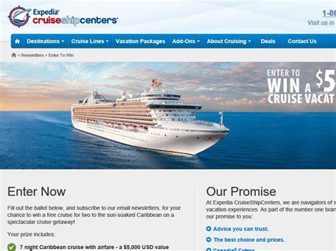 Expedia Sweepstakes - expedia cruise ship centers fitbudha com