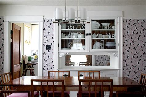 Dining Room White Moulding The Dining Room With Painted White Trim It Lovely