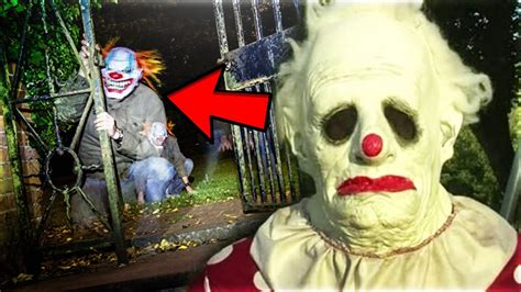 Clow Top top 5 scary clown sightings wrong real clown