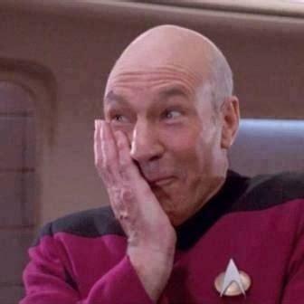 Shocked Face Meme - star trek shocked face meme generator