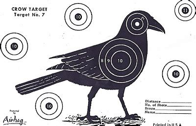 printable animal bb gun targets guide to birdwatching in the manosphere fedrz blog