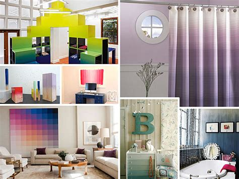 ombre design create a color gradient with ombre design