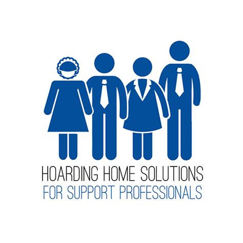 support professionals hoarding home solutions