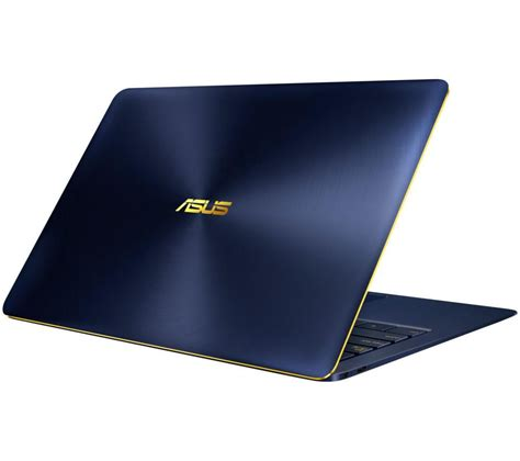 Is Asus Zenbook A Laptop asus zenbook 3 deluxe ux490 14 quot laptop blue deals pc world