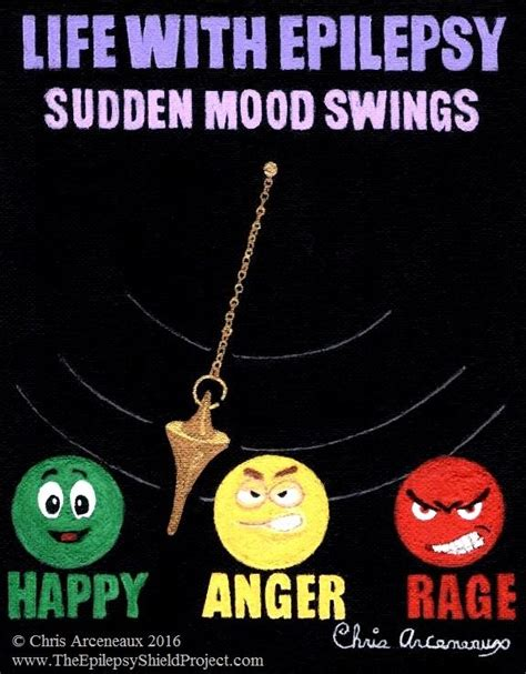 causes of mood swings and anger painting 4 sudden mood swings of the life with epilepsy