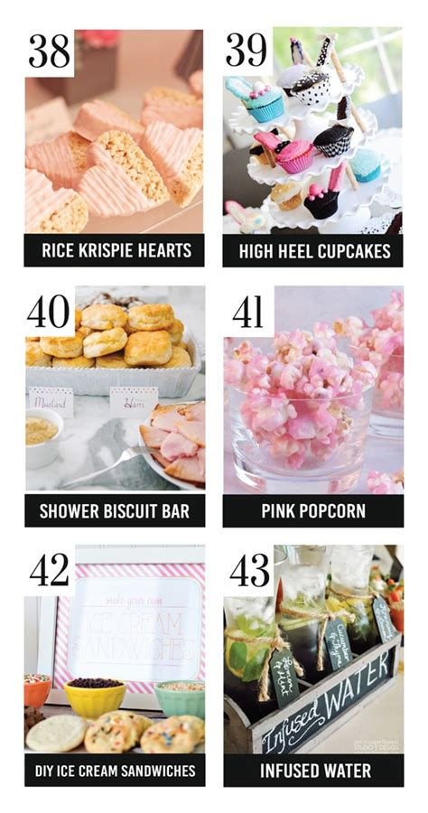best wedding shower food trubridal wedding 150 bridal shower ideas trubridal wedding