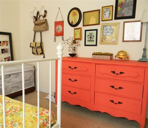 1000 ideas about coral dresser on coral furniture chalk painted dressers and chalk