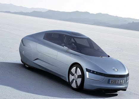 Vw 1 Liter Auto Preis by Vw L1 Concept And Other Cars With Skirts