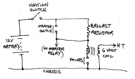 gm ignition resistor wiring diagram gm free engine image