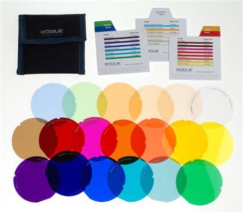 Light Gels by Rogue Gels Lighting Filter Kits Shutterbug
