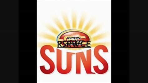 theme song yukon gold gold coast suns theme song youtube