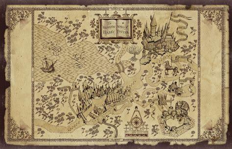 libro a map of the un nuevo libro harry potter con planos detallados mapas y