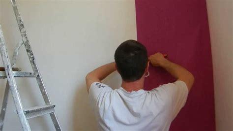 comment poser de la tapisserie pose de tapisserie intiss 233 e 2 6
