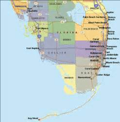 map of south florida counties 21 signs you went through a chonga phase