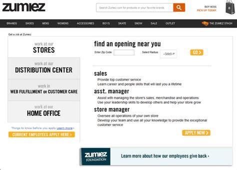 Cover Letter For Zumiez Zumiez Career Guide Zumiez Application Application Review