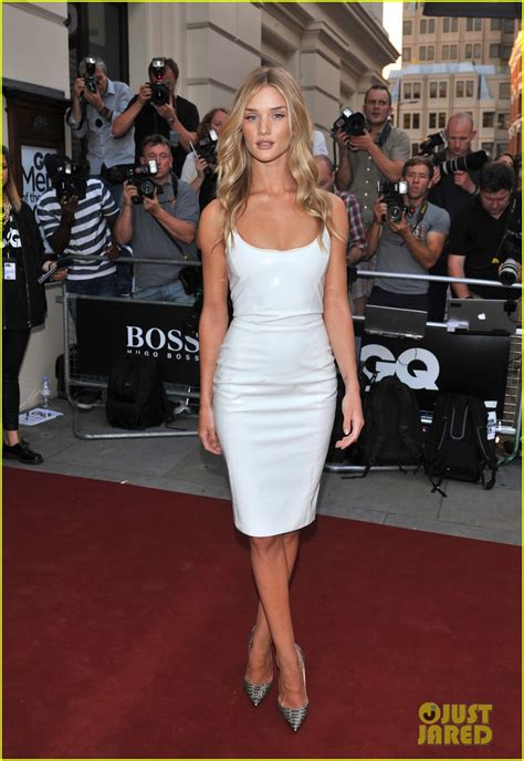 huntington rubber st rosie huntington whiteley gq of the year awards 2013