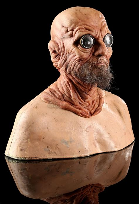 Rik Black in black 3 2012 boris the animal appliance test on rick baker bust current price 163 1700