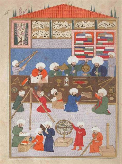 Ottoman Contributions To Science And Technology Muslim Ottoman Technology