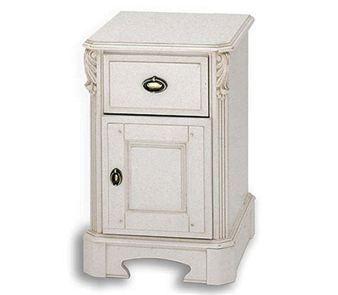 Narrow Bedside Cabinets White Christian Harold Beau White Narrow Bedside Cabinet