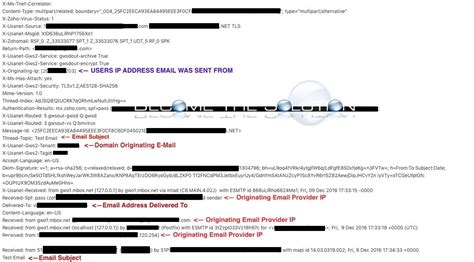Email Header Ip Address Lookup How To Mac Mail Show Email Headers