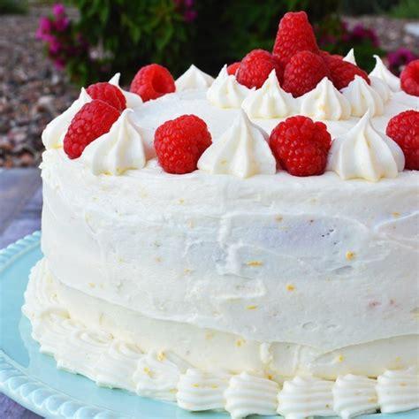 cake vanilla gluten free vanilla cake with raspberry filling and meyer